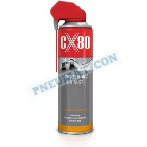 Cx-80 - Odrdzewiacz ON RUST Duo-Spray  500ml