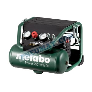 Kompresor budowlany Metabo Power 250-10W OF