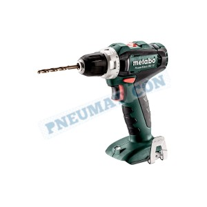 Wiertarko-wkrętarka Metabo SET POWERMAXX BS 12