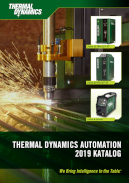 03_2019_Brochure_Thermal Dynamics Automation Complete Catalogue_PL Final